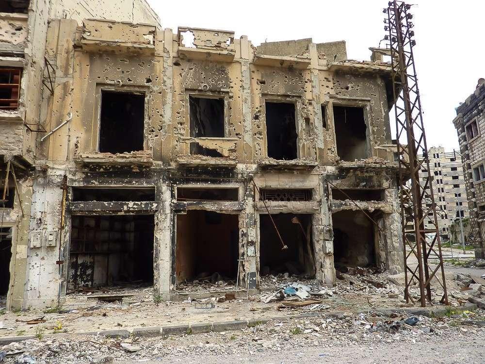 Хомс 18