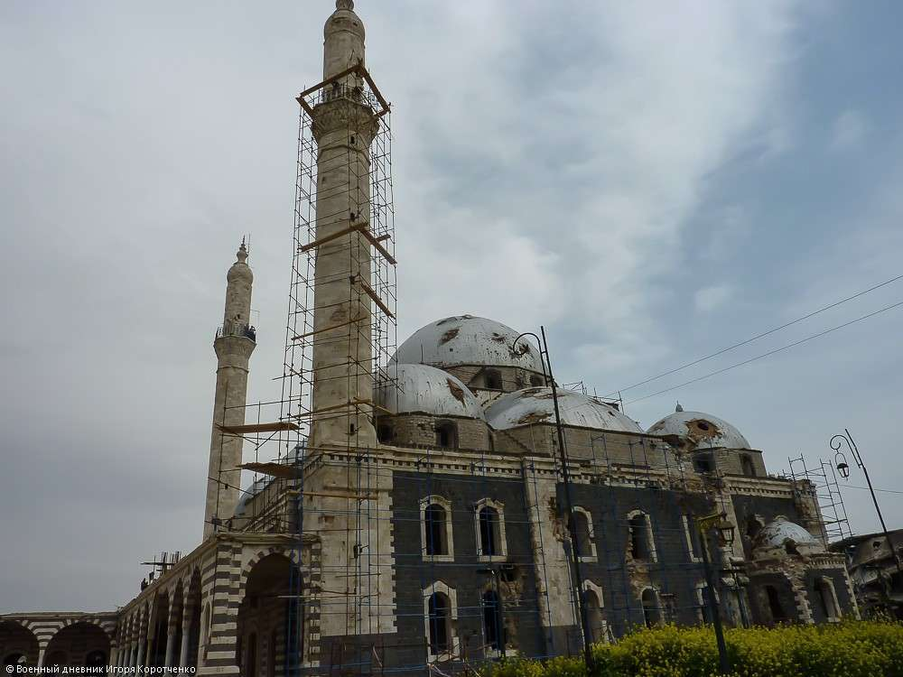 Мечеть Халида ибн Аль-Валид 3