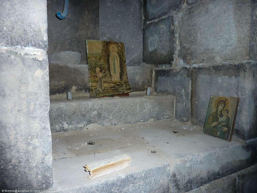 Церковь Пояса Богородицы (на арабском она называется Ум аль-Зуннар) в Хомсе 10