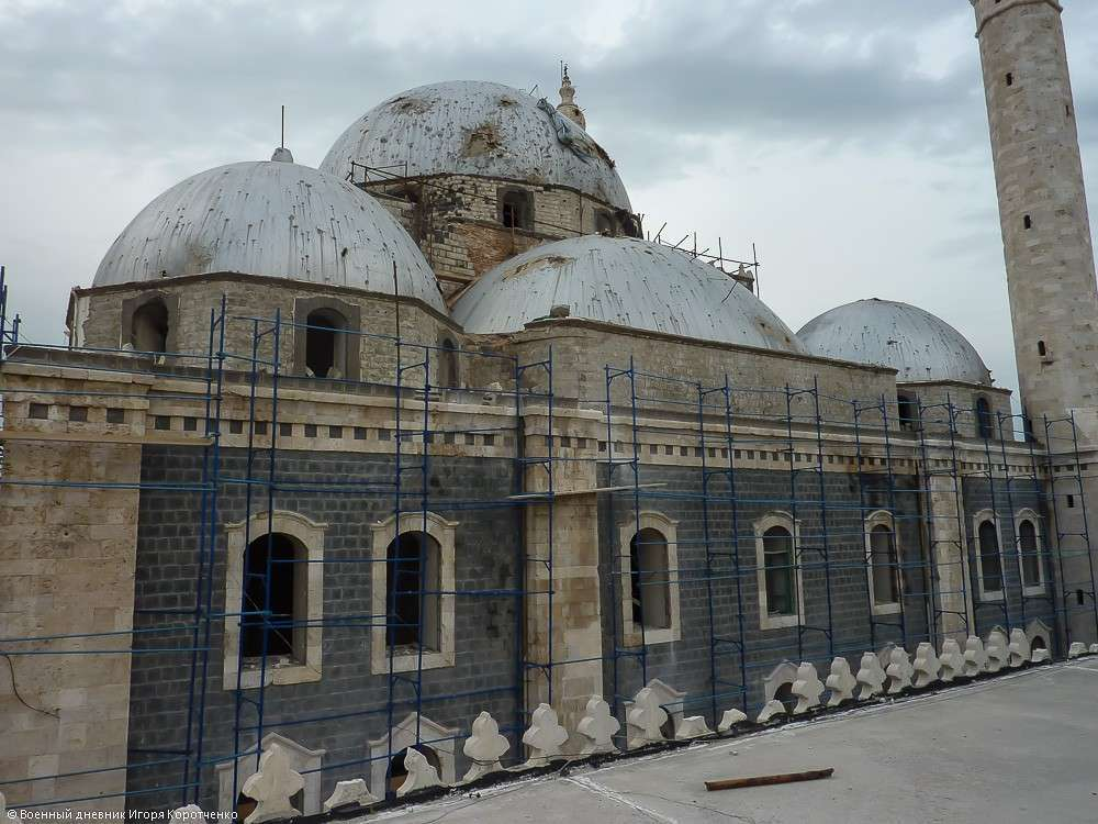 Мечеть Халида ибн Аль-Валид 8