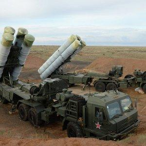 ПВО России испытала новую ракету для ЗРК С-400