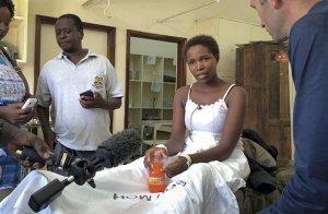 Студентка кенийского университета 2 дня пряталась от бандитов в шкафу