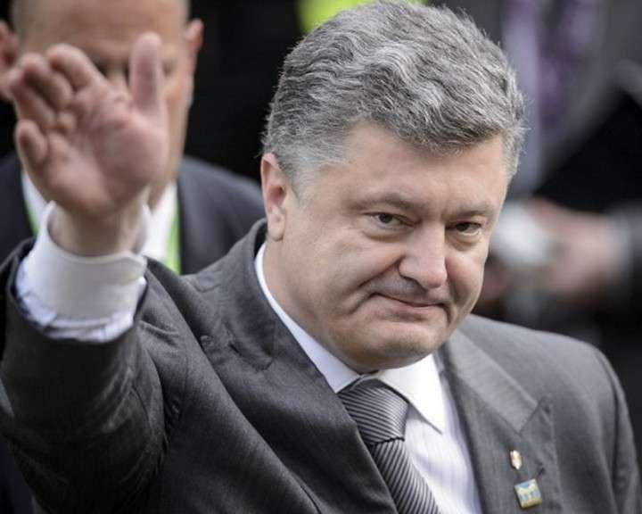 Порошенко решает судьбу русскоговорящего населения Украины
