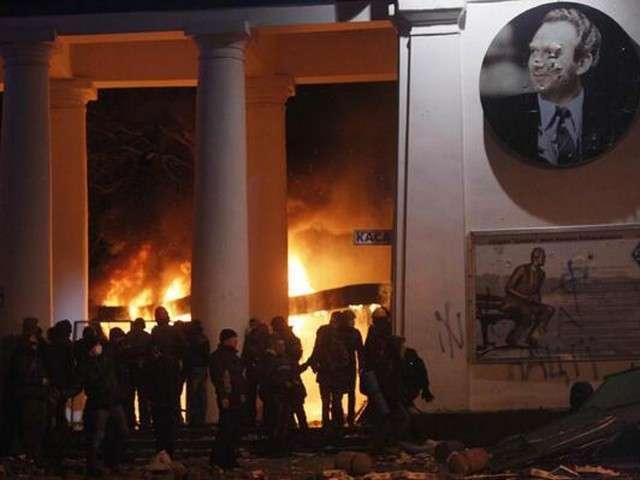 В Киев вернулись лихие 90-е