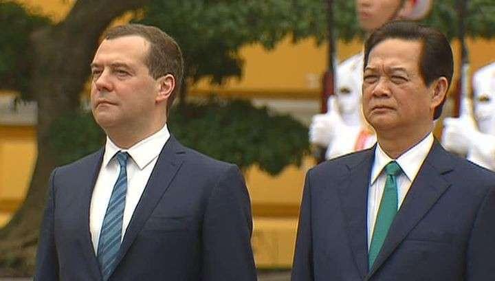 Вьетнам и ЕАЭС создадут зону свободной торговли