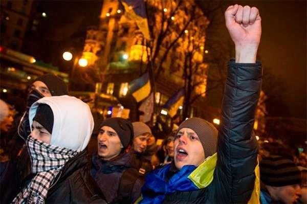 Соцсети: Люберцы покарали активиста Майдана. Он бы еще в Бутово приехал...