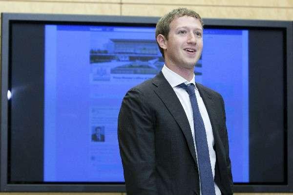 Якоб Гринберг, он же Марк Цукерберг - внучок Дэвида Рокфеллера