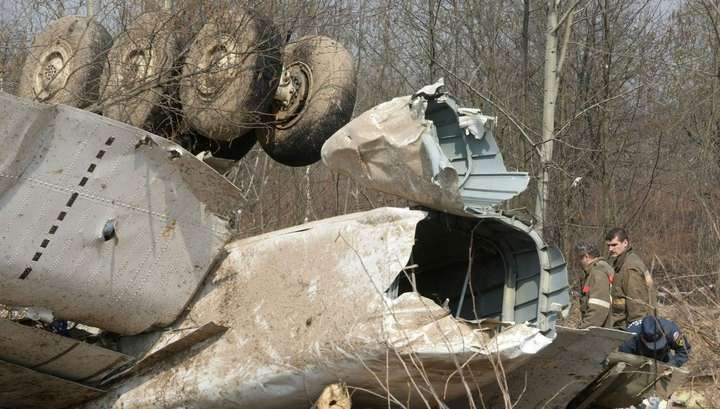 В катастрофе польского самолёта скорее всего повинны пассажиры