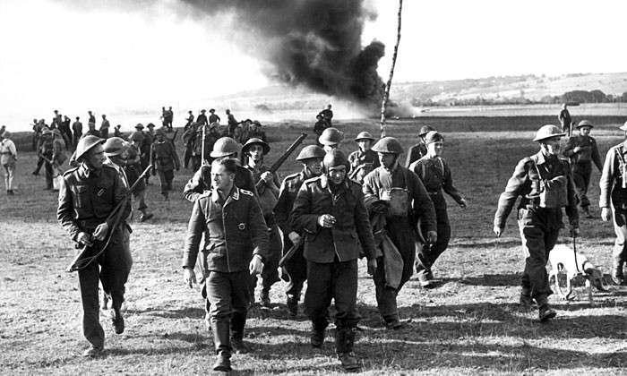 Как Европа Гитлера громила: Англия. Британцы убеждены, что именно они были центром антифашистской коалиции