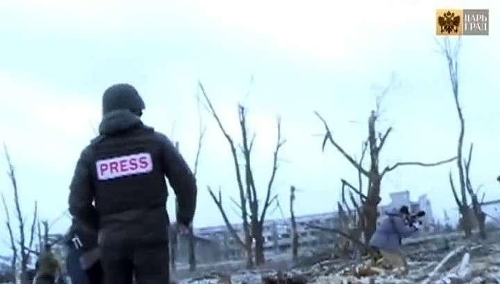 жидо-Хунта рекомендует карателям убивать журналистов