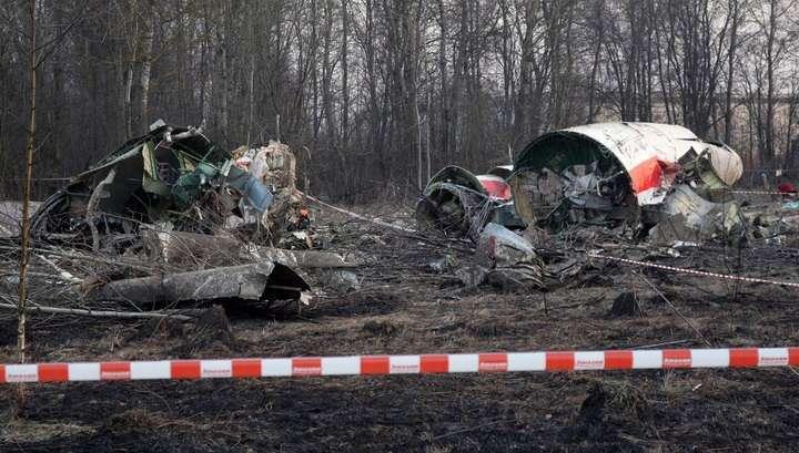 Расследование не нашло вины диспетчеров в катастрофе самолёта Качиньского