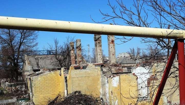 Укро-карательная армия начала массово обстреливать позиции ДНР