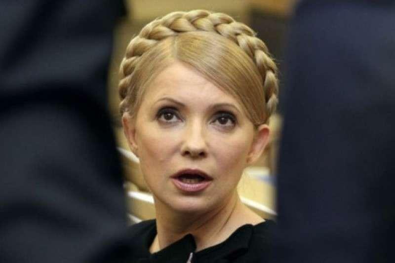 Тимошенко-Капительман опять прикидывается девочкой
