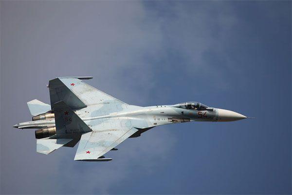 Пентагон жалуется на «варварский» перехват самолёта-разведчика российским Су-27 в небе над Балтикой
