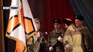 Над киевским рейхстагом будет развиваться знамя нашей Победы!
