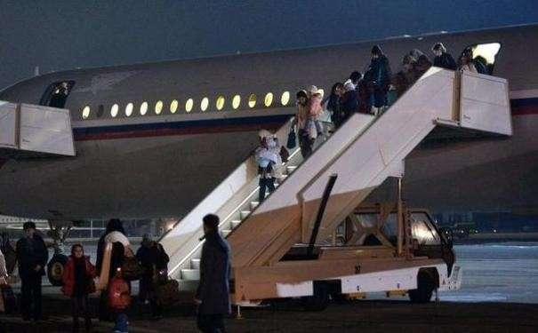 Два российских самолета эвакуировали из Йемена 366 человек