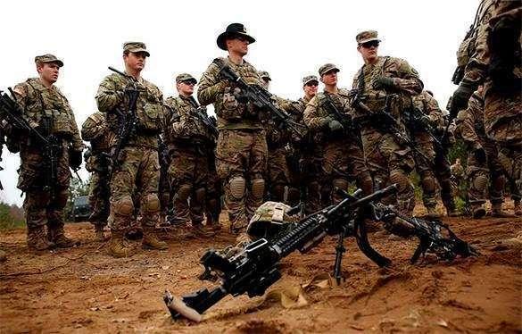 СМИ: На границе с Приднестровьем развернуты войска США. Приднестровье
