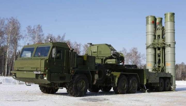 Китай закупил у России С-400