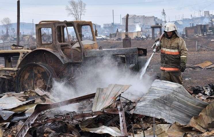 В Хакасии при пожарах погибли 23 человека, более 900 человек пострадали