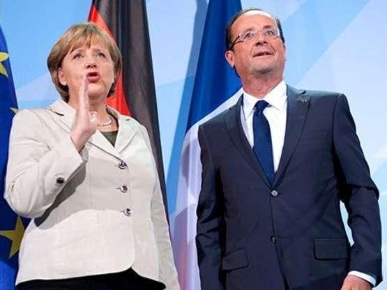 Меркель планирует создать европейскую систему связи в обход США