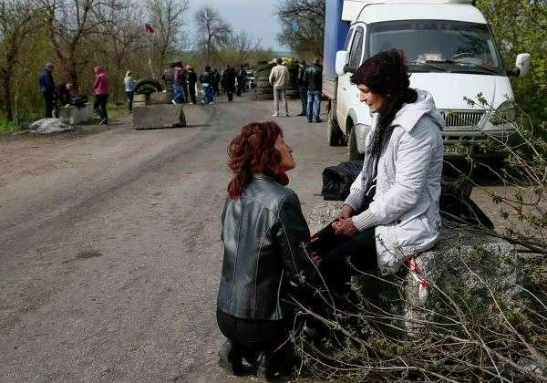 Ночные перестрелки в Славянске: жертвы и призыв ввести миротворцев