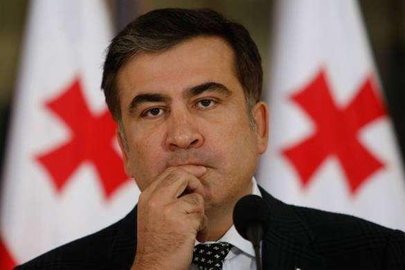 Саакашвили поблагодарил грузинских наемников за убийства в Донбассе. саакашвили михаил грузия