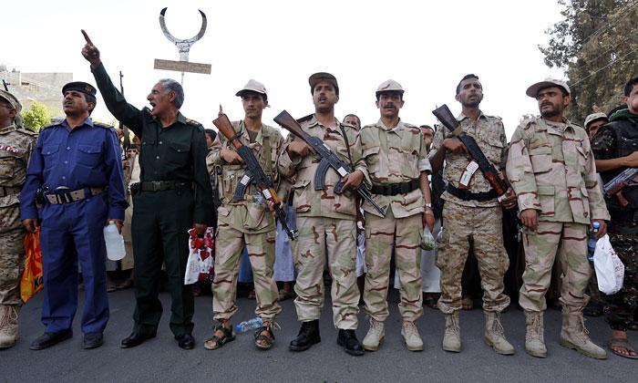 США готовят всеобщую арабскую войну