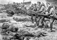 Первый трансформер времен Первой мировой войны
