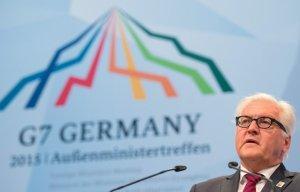 По итогам встречи глав МИД G7 принято 4 совместных заявления