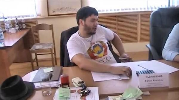 Ермек Тайчибеков предложил награду за голову губернатора Днепропетровской области
