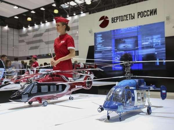 «Вертолеты России» объявили финансовые результаты за2014 год
