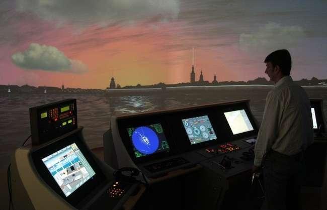 Группа «Транзас» реализовала уникальный проект лазерной швартовки крупнотоннажных судов