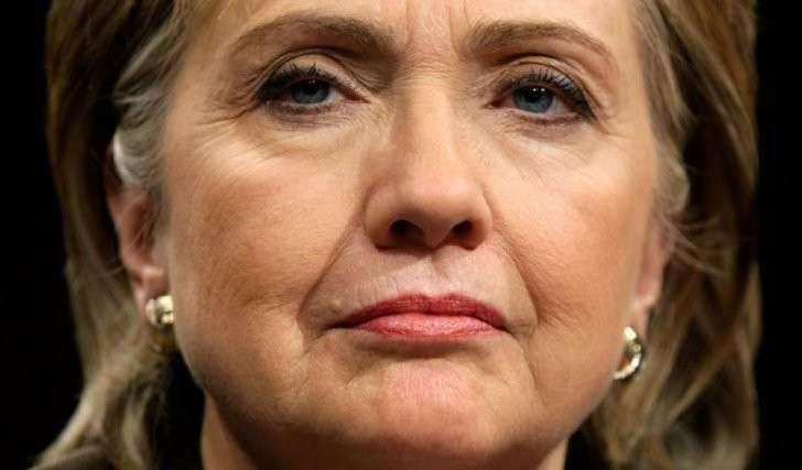 Хиллари Клинтон - лошь с первого дня