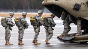 На Украину прибыли американские десантники