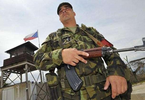 Чешские солдаты будут давать присягу на защиту союзников НАТО