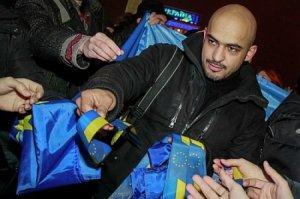 В Украине со свободой слова и демократией все в порядке...