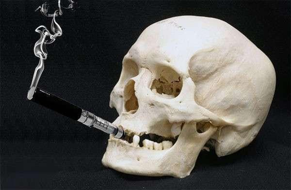Зависимость от электронных сигарет выше, чем от обычных. Электронная сигарета