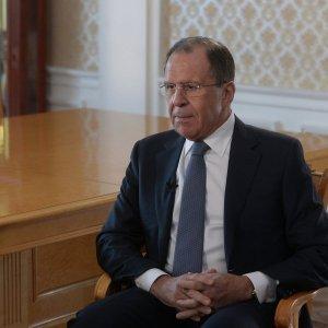22 апреля Сергей Лавров даст большое интервью радиостанции «Спутник»