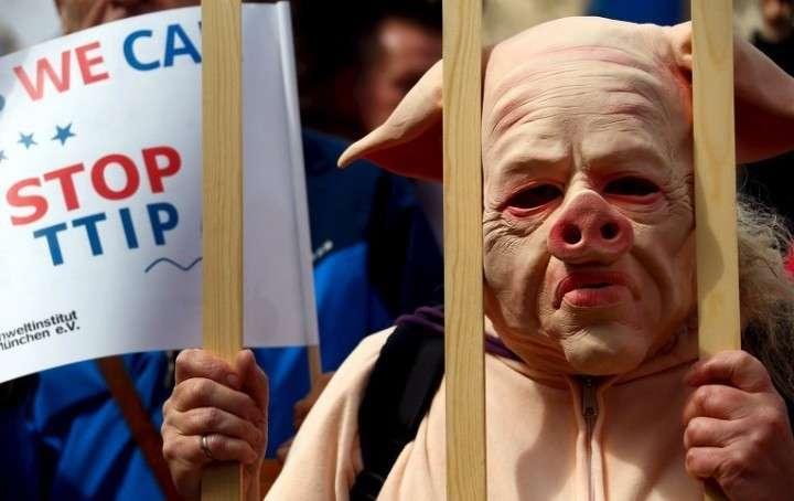 Единый рынок между США и ЕС – смерть для экономики Европы