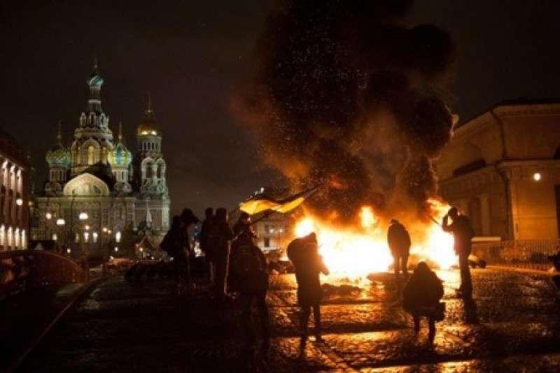 На Украине отрабатывается технология нападения на Россию