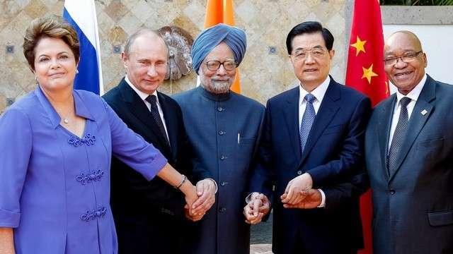 Развивающийся мир прикроет Россию от изоляции