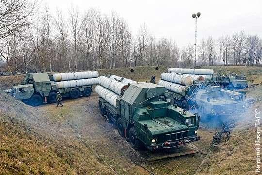 Полковник ВВС США назвал последствия снятия запрета на продажу российских С-300 Ирану