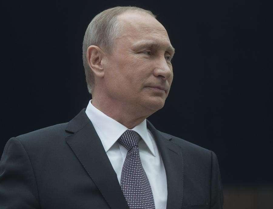 Новый документальный фильм Владимира Соловьёва, посвящённый президенту РФ Владимиру Путину