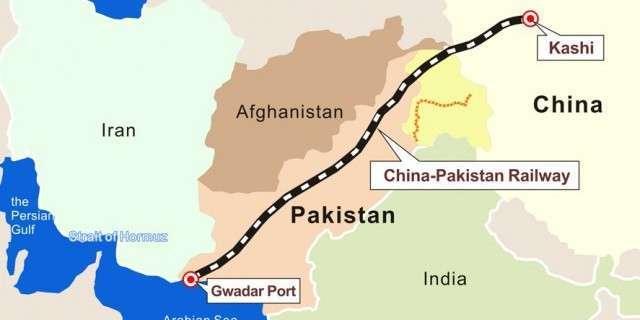 Китай вливает $46 млрд. в Пакистан. Для чего?