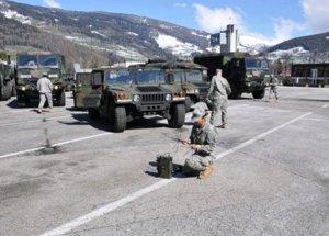 С прибытием инструкторов НАТО участились нарушения перемирия
