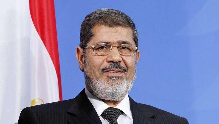 Экс-президент Египта Мурси сядет на 20 лет