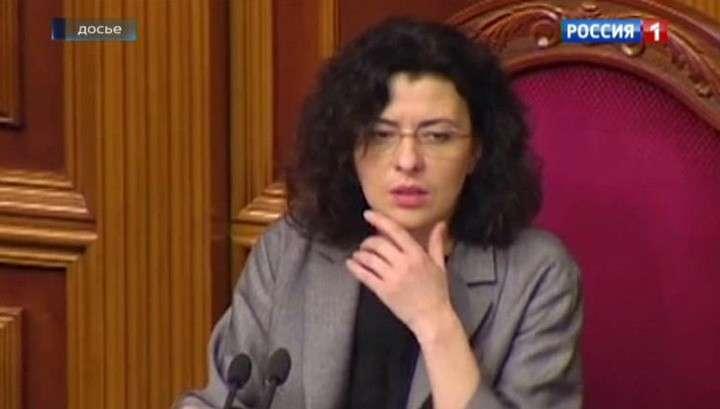 Украинская жидо-власть хочет присвоить российское имущество