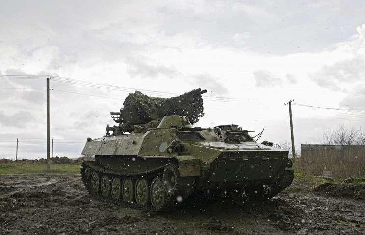 ОБСЕ сообщает о возобновлении интенсивных боев у аэропорта Донецка и в Широкине