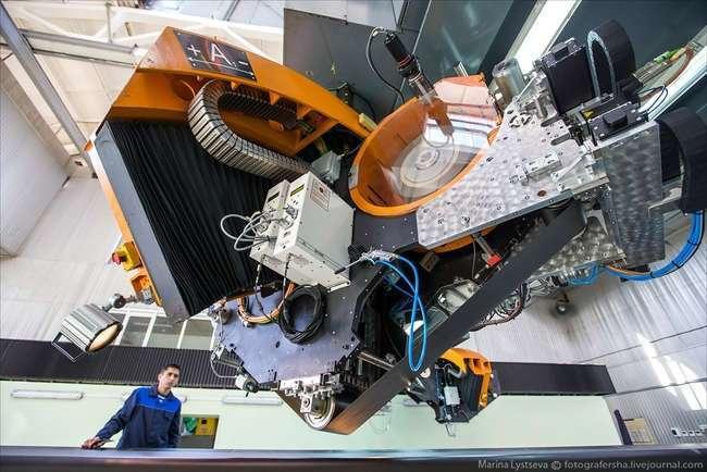 Космические технологи для авиации