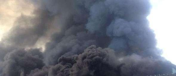 Дымом от сибирских пожаров заволокло западное побережье США. дым
